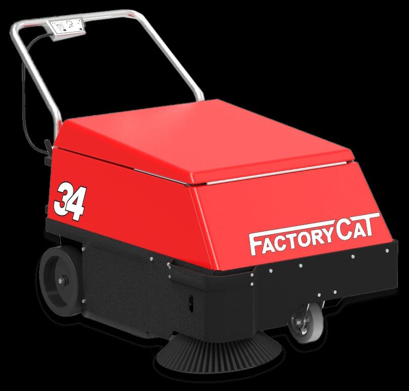 Factory Cat Model 34