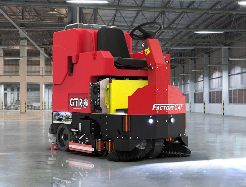 Factory Cat GTR