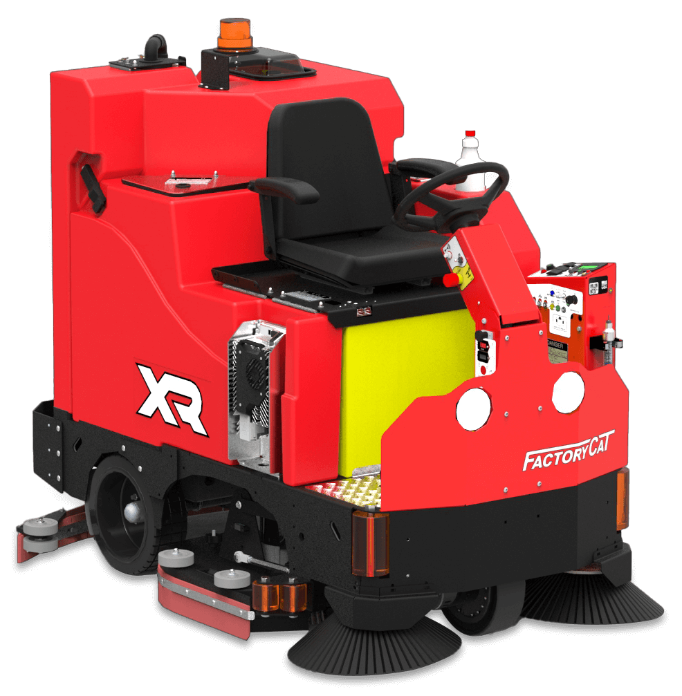 Factory Cat XR Front Right