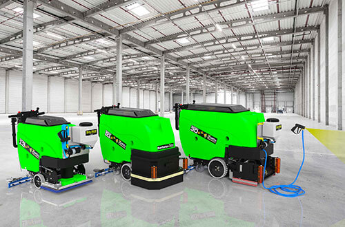 floor cleaning sanitation range