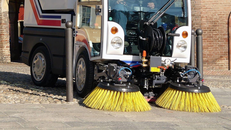 Dulevo 850 Road Sweeper