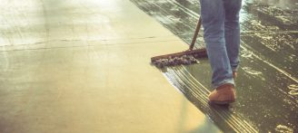 How to Easily Clean Logistics Warehouse Flooring