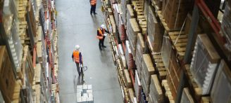 logstics warehouses industrial operations